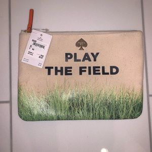 Kate Spade Play The Field Accessory Small Bag